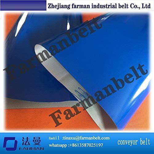 Fevas PU Conveyor Belt Flat Belt for Fitness Equipment