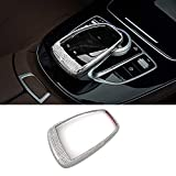 Thor-Ind Car Mouse Control TouchPad Frame Cover Decoration Sticker for Mercedes-Benz C E S Class GLC GLE CLS W213 W205 X253 W222 C180 C200 E200GLC260 GLC200 Diamond Decoration (TouchPad)