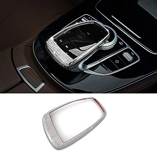 2019 Mercedes S-class - Thor-Ind Car Mouse Control TouchPad Frame Cover Decoration Sticker for Mercedes-Benz C E S Class GLC GLE CLS W213 W205 X253 W222 C180 C200 E200GLC260 GLC200 Diamond Decoration (TouchPad)