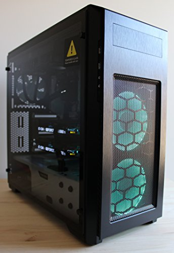 Centaurus Computers Polaris 6TN Gaming PC, i7-8700K Six Core