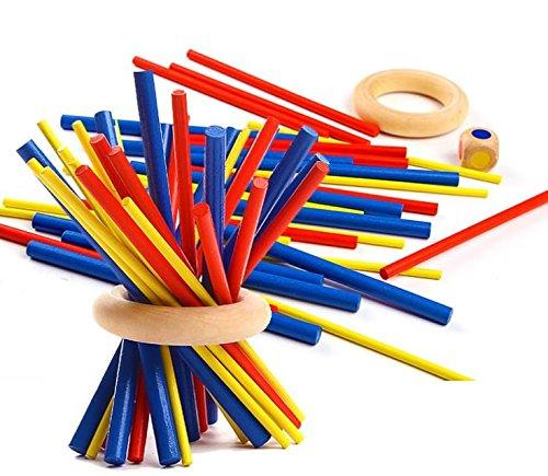 【 Alnair 】 keep it steady スティッキー 木のおもちゃ 木製 知育玩具 ゲーム おもしろ 家族 誕生日 クリスマス 【 プレゼント 】