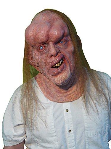 SALES4YA Scary-Masks Elephant Man Latex Mask Halloween Costume - Most Adults -