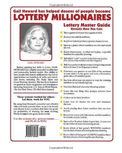 lottery master guide turn a game of chance into a game of skill rh amazon co uk lottery master guide pdf free download lottery master guide free