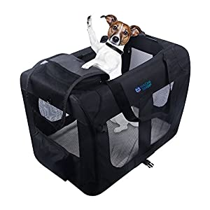 49. Hachi Shop Pet Carrier Soft-Sided Pet Crate