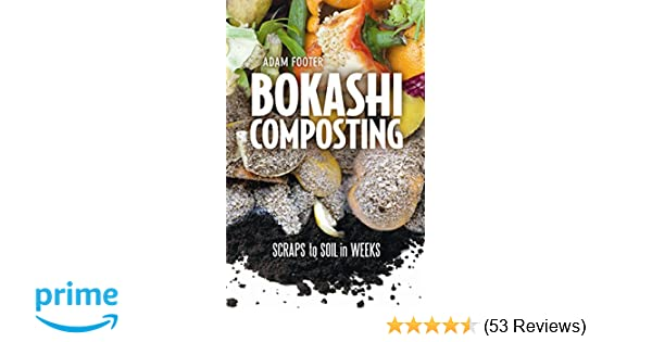 bokashi composting scraps to soil in weeks
