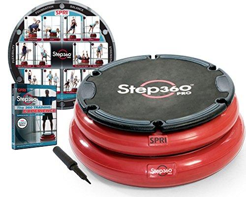 SPRI 07 70360 Step360 Pro Trainer