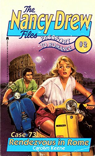 Rendezvous In Rome Nancy Drew Files Book 73 By Unknown