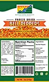 Mother Earth Products Freeze Dried Bell Peppers (2 Cup Mylar) Review