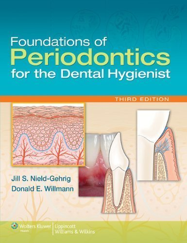 Foundations of Periodontics for the Dental Hygienist 3rd (third) Edition by Nield-Gehrig, Jill S., Willmann, Donald E. (2011)