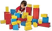 Melissa & Doug Jumbo Cardboard Blocks - 40 Pi
