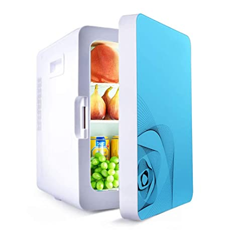YXLONG Mini Frigorífico con Congelador Doble Refrigeracion ...