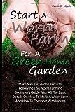 Start a Worm Farm for a Green Home Garden, Becca Nigels, 1463717970