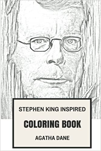 Amazon.com: Stephen King Inspired Coloring Book: Stephen Kings ...