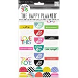 "Me and My BIG Ideas PPS-51 6-Sheets Create 365 The Happy Planner Brights ""To Do"" Stickers"