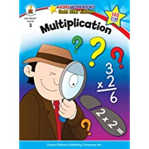 Multiplication, Grade 3: Gold Star Edition (Home Workbooks)