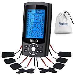 Rechargeble Tens Unit Upgraded 24 Modes ...