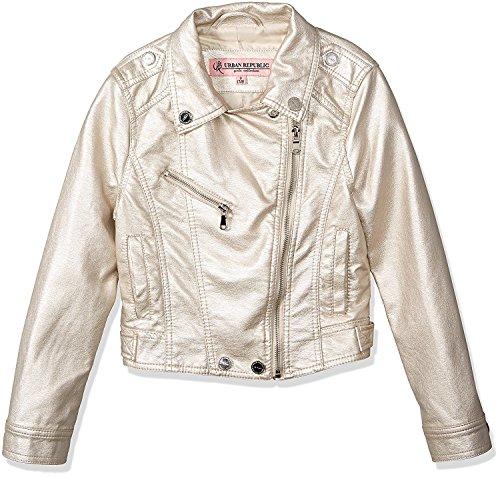 Silver Moto Jacket - 6
