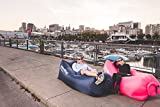 SmoothBag Portable Inflatable Lounger Sofa with