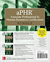 aPHR Associate Professional in Human Resources Certification Bundle Front Cover