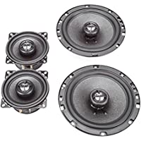 1990-1996 Chevrolet Corvette Complete Factory Replacement Speaker Package by Skar Audio