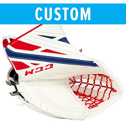 CCM Custom Extreme Flex 4 Goalie Glove [Intermediate] by CCM Custom (Image #1)