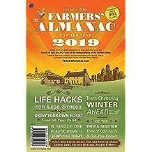 2019 Farmers' Almanac