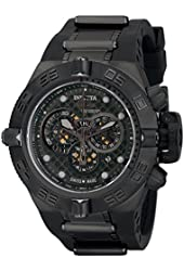 Invicta Watches Mens Subaqua Noma IV Chronograph Two-Tone Stainless Steel Watch