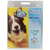 Soft Claws Dog Nail Caps Take Home Kit, X-Large, Natural