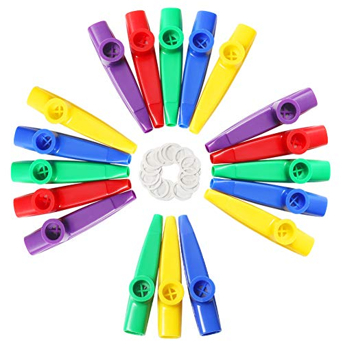 Kazoos everywhere