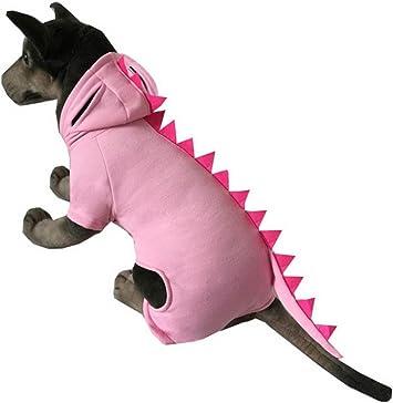 Pegasus perro dinosaurio disfraz perro pijama forro polar con ...