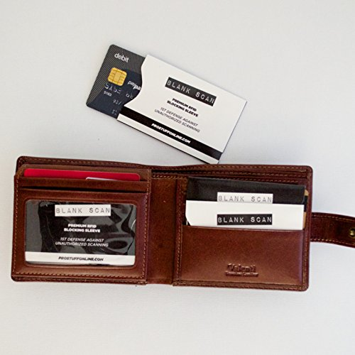 Would a plastic sleeve protect a hotel key card from demagnetizing better than a paper card sleeve?