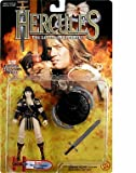 xena action figure - Hercules The Legendary Journeys 1995 Popular TV Series 5 Inch Tall Action Figure - XENA Warrior Princess Weaponry with Sword and Shield