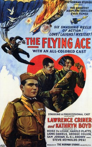 The Flying Ace Movie Poster (11 x 17 Inches - 28cm x 44cm) (1926) Style A -(Laurence Criner)(Kathryn Boyd)(George Colvin)(Boise De Legge)(Lions Daniels)(Sam Jordan)