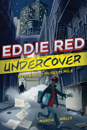 Image result for eddie red undercover mystery on museum mile