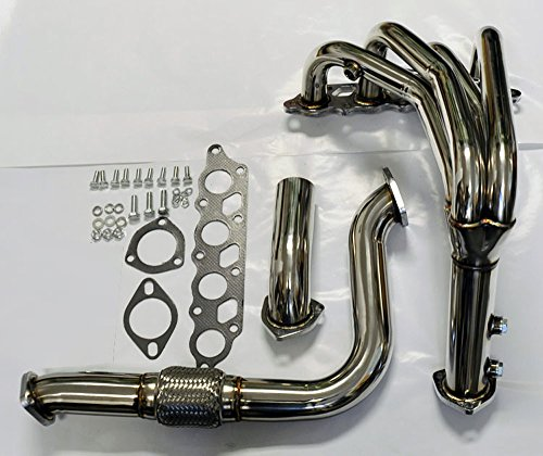 Ford Focus 00-04 2.0L DOHC Stainless Long Tube Header & Downpipe Race Manifold