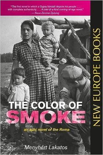 Amazon.com: The Color of Smoke: A Novel (9780985062347): Menyhert ...