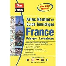 Atlas Broché France, Belgique, Luxembourg