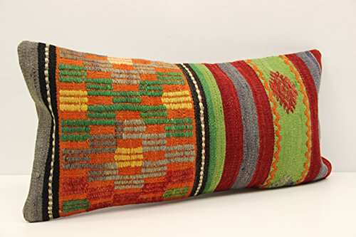 Throw Decorative Orange Accent Pillow