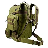 Paratus 3 Day Operators Tactical Backpack Military Rucksack / Bug Out Bag with Molle & Hydration Compatibility / 3V Gear / Outdoors, Survival, Backpacking, Hunting, Bug Out, Preparation