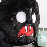 Shalleen Don't Starve Balck Shadow Spider Plush Toy Soft Stuffed Animal Doll 10'' Figure