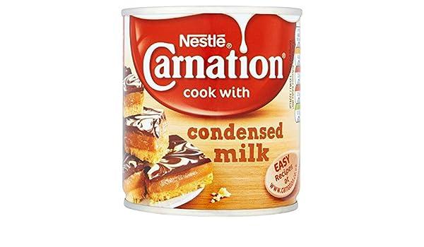 Carnation edulcorada 397g leche condensada (Pack de 12 x 397g): Amazon.es: Alimentación y bebidas