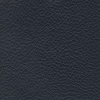 Navy Blue Expandable Premium Faux Leather Upholstery Material Leatherette Fabric