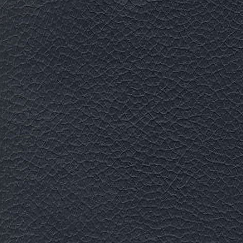 Navy Faux Leather - 54'' Wide Faux Leather Vinyl Navy Blue Fabric By The Yard