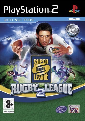 Super League Rugby 2 (PS2) by Alternative Software
