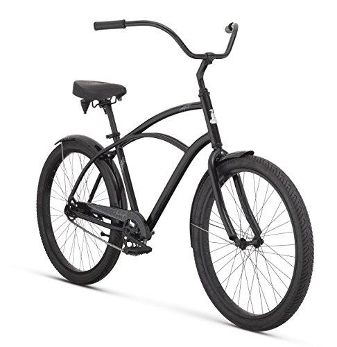 Raleigh Bikes Men's Retroglide Cruiser Bike, 26