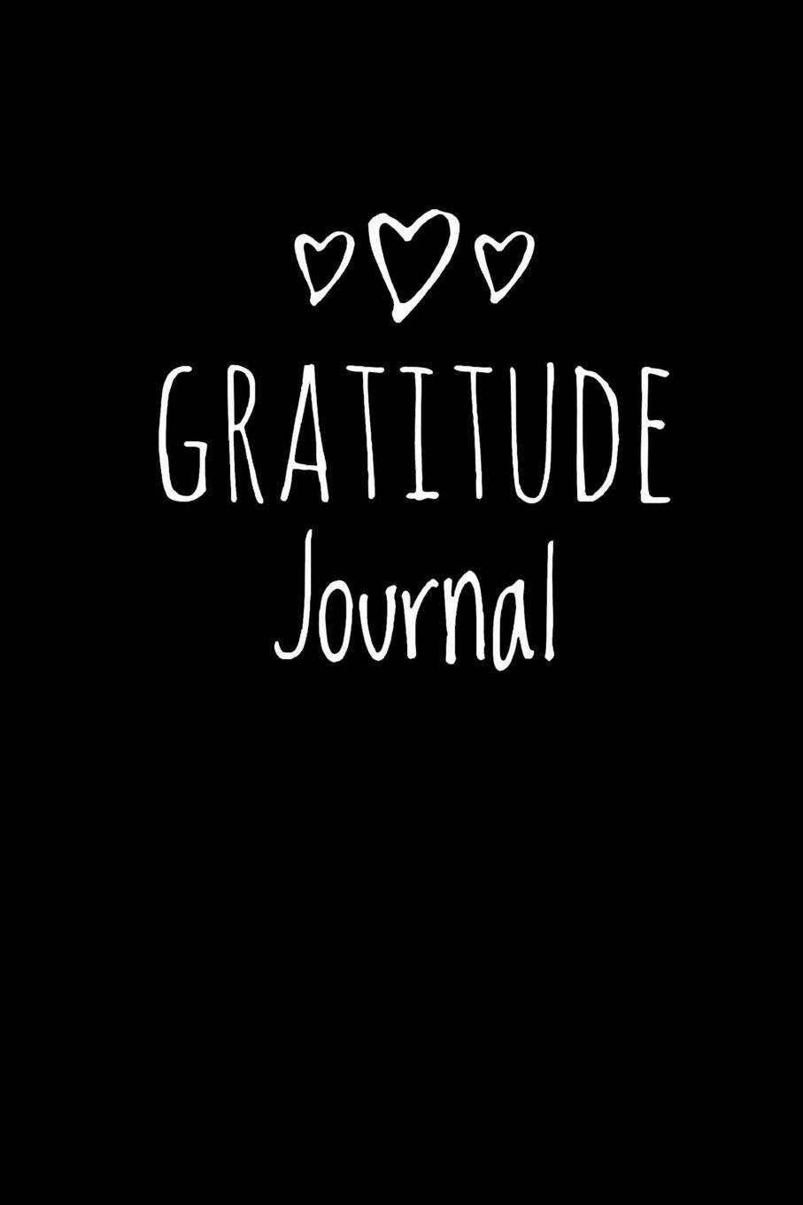 """Read Online Gratitude Journal: Personalized gratitude journal, 102 Pages,6"""" x 9"""" (15.24 x 22.86 cm),Durable Soft Cover,Book for mindfulness reflection ... care gift or for him or her (Black Cover) ebook"""