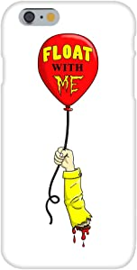Float with Me Severed Arm Horror Movie - Custom Snap On Case Compatible with iPhone 7/7s