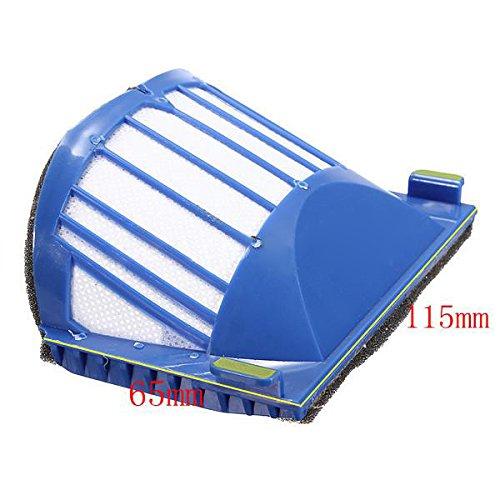 3pzs Filtro protector de polvo para Roomba Irobot 500//600 Series Aerovac 550 560 650 620 R SODIAL