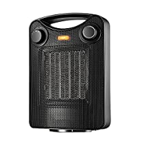 MAZHONG Space Heaters 1800W Office And Home Space Heater, Fan Heater, PTC Ceramic Portable Bench Heater With Fan, Tip And Overheat Protection