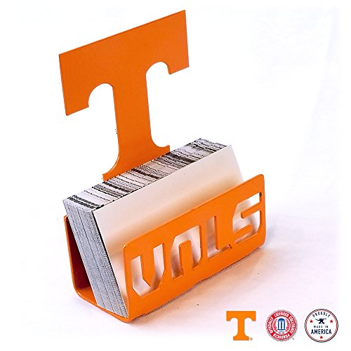 (Gameday Ironworks Tennessee Volunteers Steel Business Card Holder)